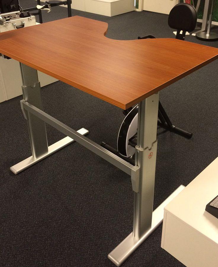 18 best images about ergonomische bureaus on pinterest for Bureau zit sta