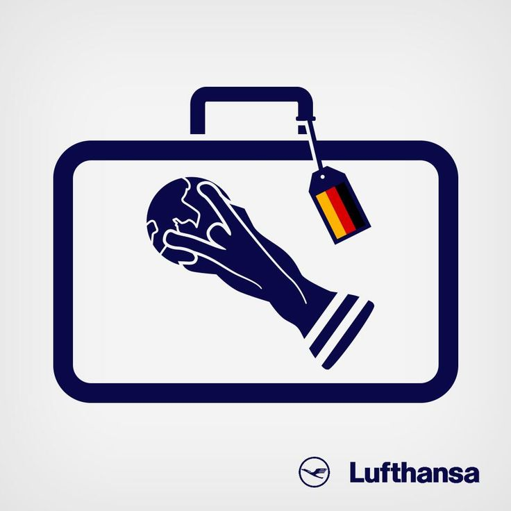 Lufthansa #WorldCup