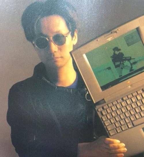 ผลการค้นหารูปภาพสำหรับ Young Hideo Kojima