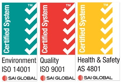 Wridgways has again proudly obtained our ISO accreditation certificates for our Quality, Environmental and OHS management systems.   The certifications recognise our commitment to meeting and maintaining world standards for quality, continuous improvement, and customer satisfaction. Make sure your removalists is accredited!