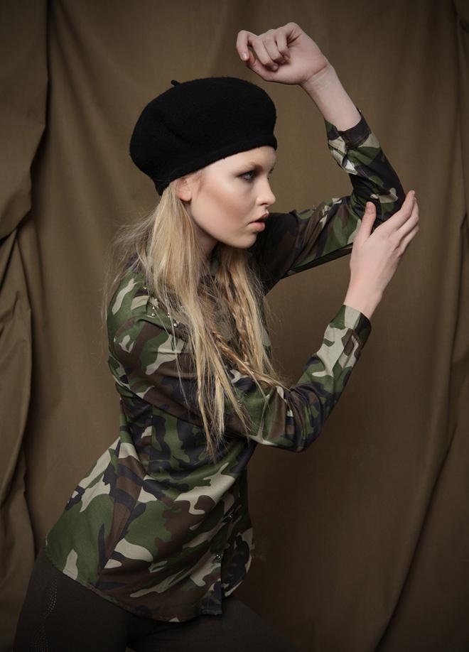 Miss pile Apoletli kamuflaj gömlek Markafoni'de 125,00 TL yerine 34,99 TL! Satın almak için: http://www.markafoni.com/product/3006808/
