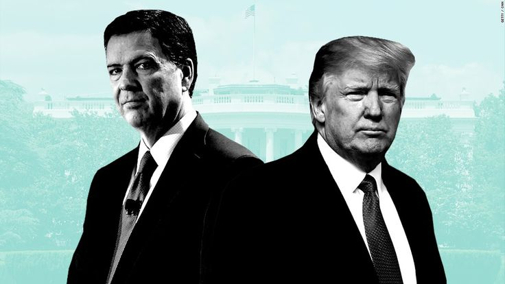 "Former FBI Director James Comey was ""taken aback"" by President Donald Trump's request for a personal assurance or pledge of loyalty at a dinner shortly after he took office, a source close to Comey told CNN Friday."