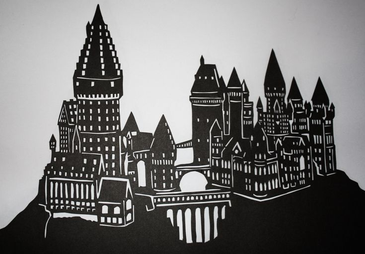 Hogwarts, Harry...