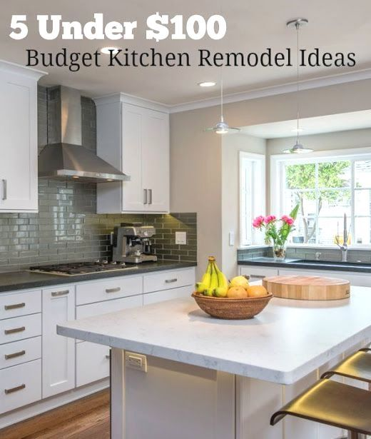 Pin By Home Remodeling Ideas On Kitchen Remodel Budget Diy