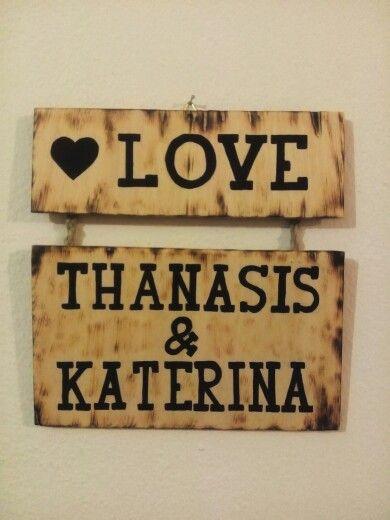 Thanasis & Kathrin