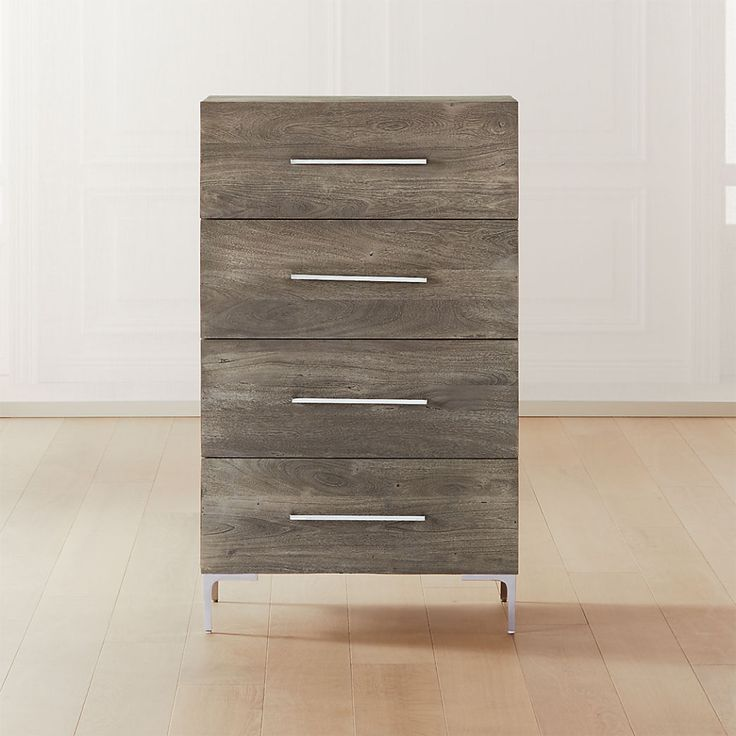 Best Modern Dressers And Chests Of Drawers Cb2 In 2020 Tall 400 x 300