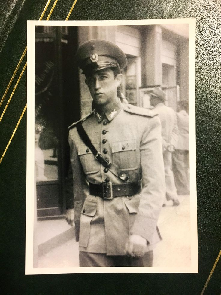 My Brazilian grandpa in uniform back in 1944. As an a person of Italian heritage one of his biggest regrets in life was not being able to fight during WWII as a part of the allied powers against Italian German and Japanese aggression