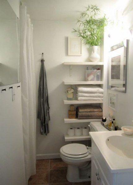 Die besten Aufbewahrungsideen für das Badezimmer über der Toilette passen zu den Ideen für das Badezimmer