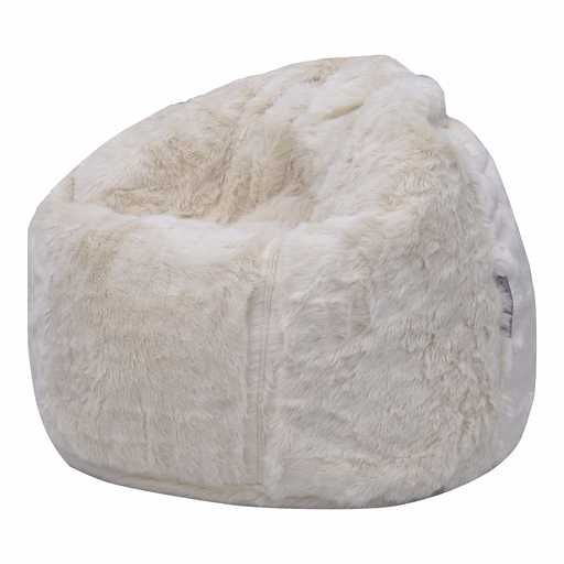 20 White Fur Bean Bag Chairs That Drop Your Jaw The