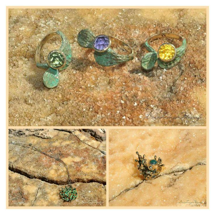 Bellissimi scatti tra arte e natura! 📷🌵🌊 Un grande professionista Dino Longo, con i gioielli Roberta Risolo art jewels  Potete seguire il suo lavoro qui🔚 www.facebook.com/dinolongofotografo