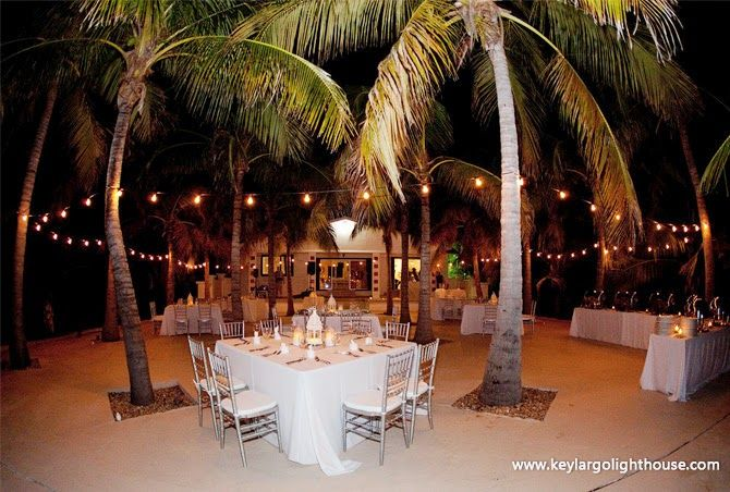 60 best key largo lighthouse venue images on pinterest for Destination wedding location ideas