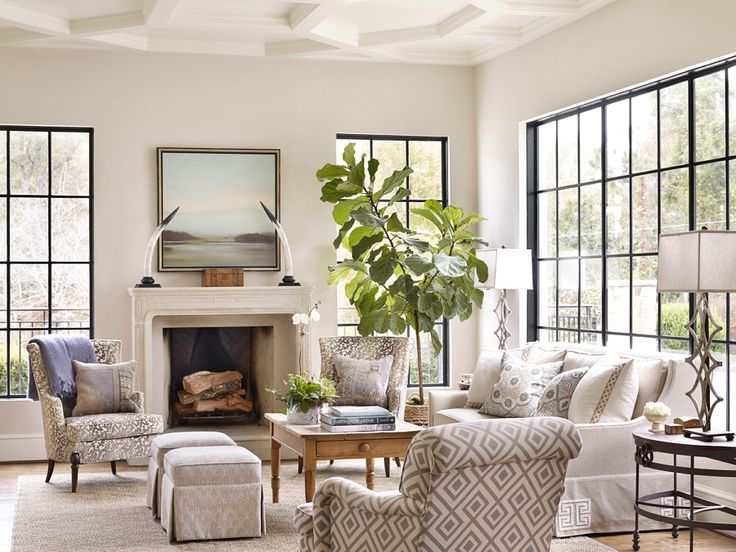 17 Best Ideas About Chic Living Room On Pinterest