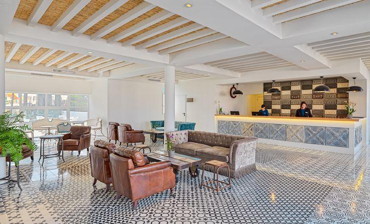 Reception #h10oceansuites #oceansuites #h10hotels #h10 #hotel #hotels