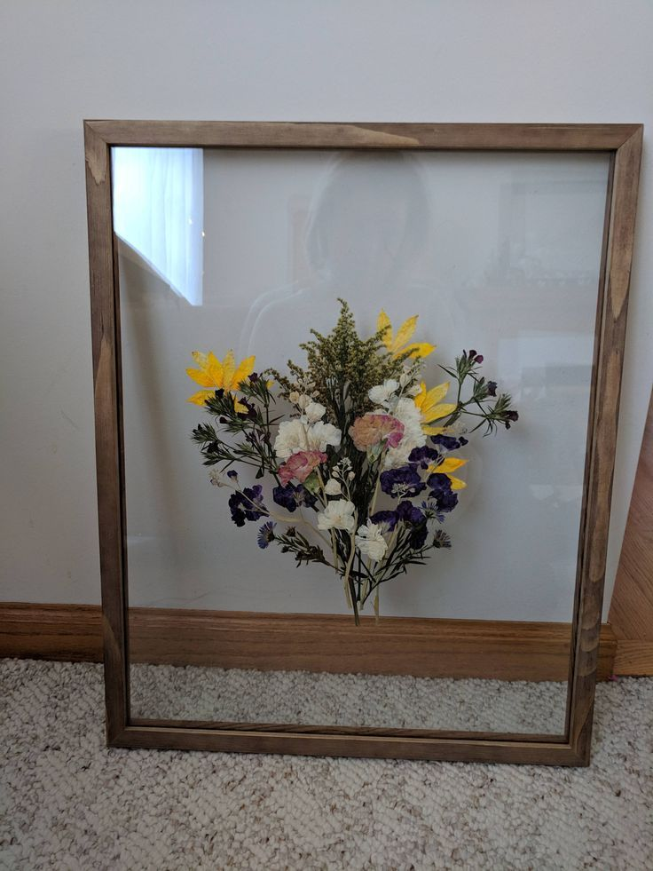I pressed my wedding bouquet! : weddingplanning