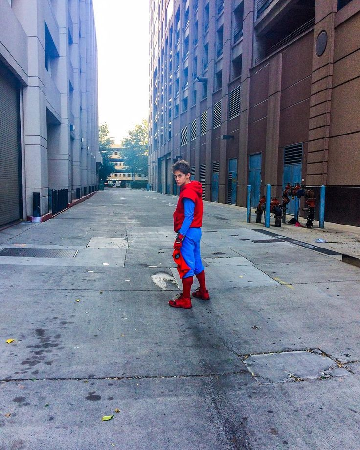 With great power comes... Wait... Sorry... If you can do the things I can but you don't then the bad things happen... They happen because of you.    #guycosplay #cosplayer #cosplayers #cosplayerofinstagram #spiderman #spider #man #spidermanhomecoming #homecoming #homemade #suit #onesie #sac #sacanime #sacramento #cosplay #highschool #peterparker #marvel #marvelcomics #spideycosplayer #spidermancosplay #spideycommunity #spideycosplay @malecosplay