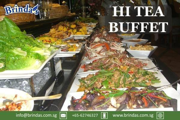 Hi Tea Buffet Night Food Delivery Food Peranakan Food