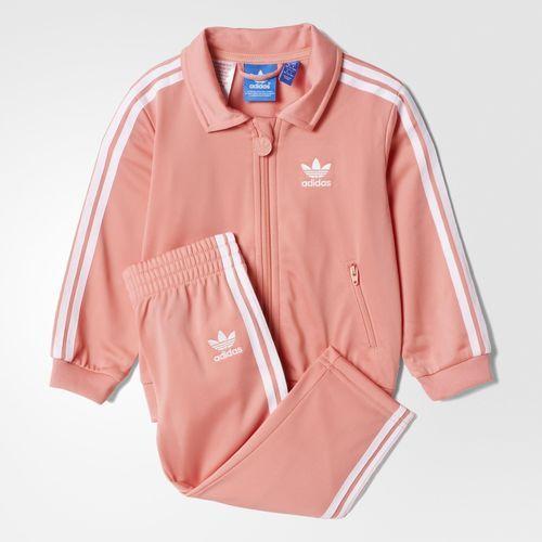 Survêtement Firebird - Peach Pink