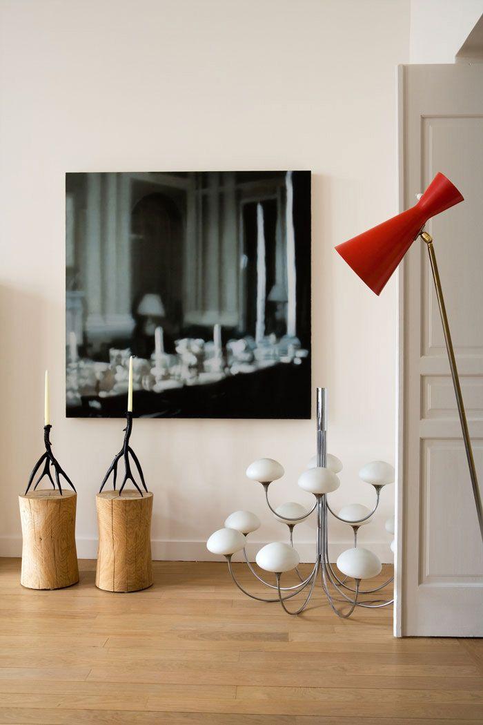 Парижский шик | Пуфик - блог о дизайне интерьера