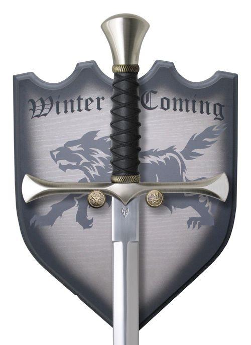 Winter is coming #GameOfThrones Arya Needle Sword @ www.ibiscusmarket.com/