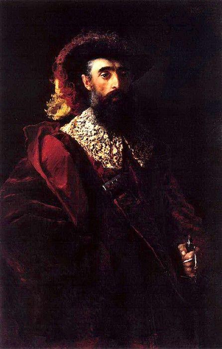 Portrait 158. Константин Егорович Маковский