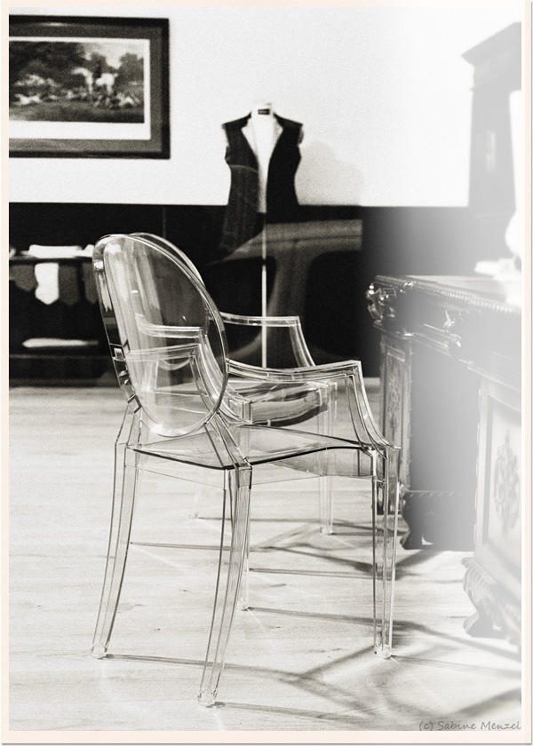 Sheer Arition Philippe Starck S Ghost Chair
