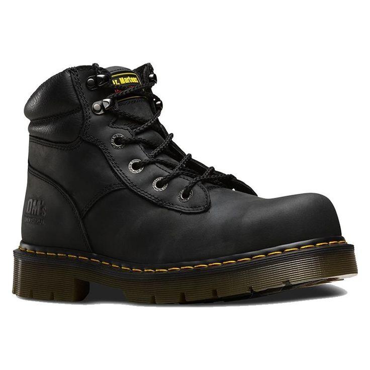 Dr.Martens Burnham ST Mens Work Boot Steel Toe US 10
