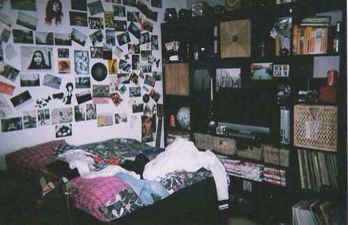 Vintage Grunge Bedroom Home Pinterest Grunge Bedroom - Vintage room tumblr