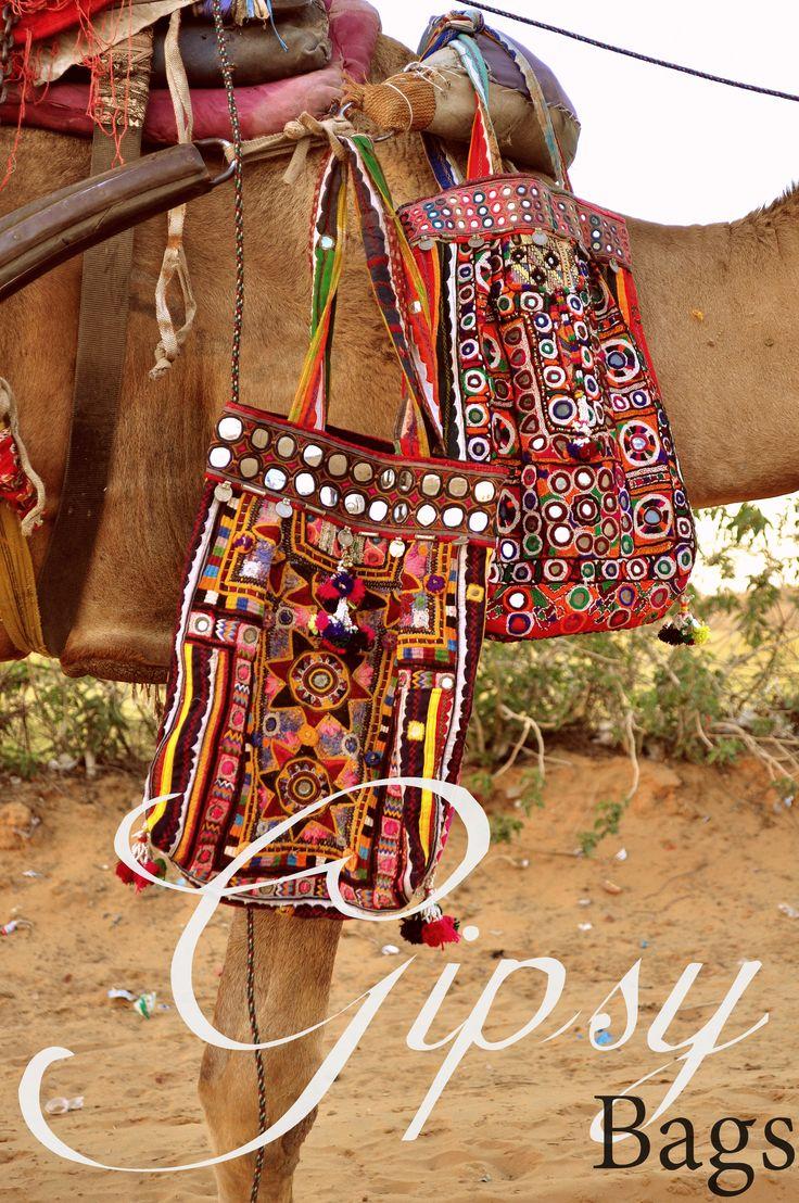 We love gipsy bags <3