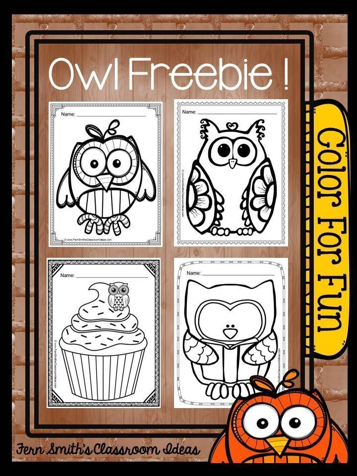 121 best images about Owls on Pinterest Owl templates