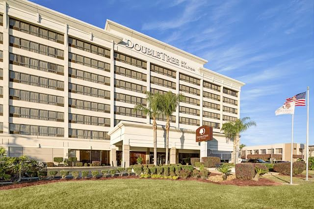 Doubletree By Hilton Hotel New Orleans Airport New Orleans