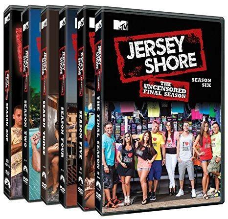 Paul DelVecchio & Sammi Giancola - Jersey Shore: The Complete Series