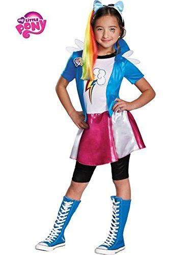13 best halloween 2015 images on pinterest costumes costume deluxe rainbow dash equestria kids costume kids costumes my little pony costumes sciox Choice Image