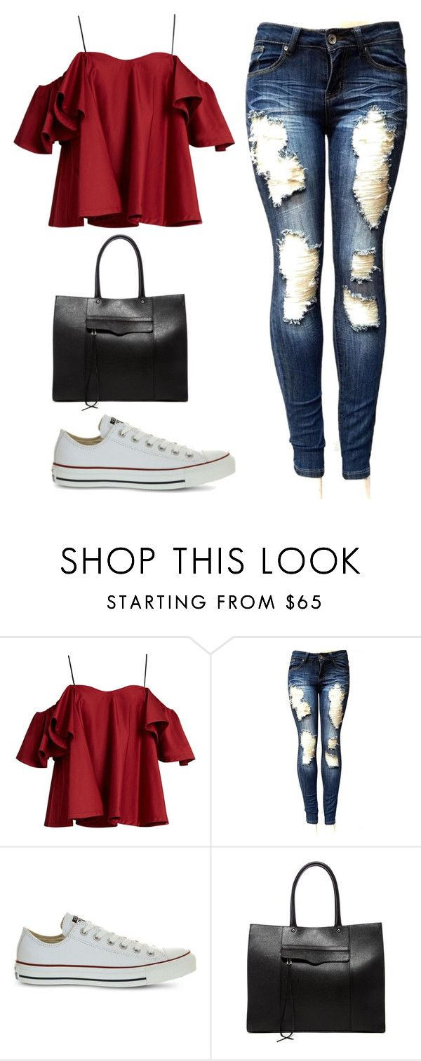 """""""Simple for the weekend"""" by maffaldacunha on Polyvore featuring Anna October…"""