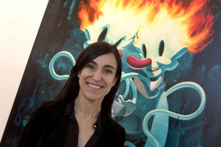 Isabel Croxatto, Santiago, Chile