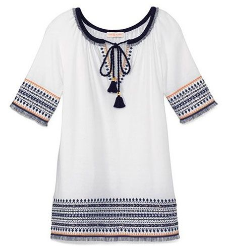 Tory Burch Whitney tunic