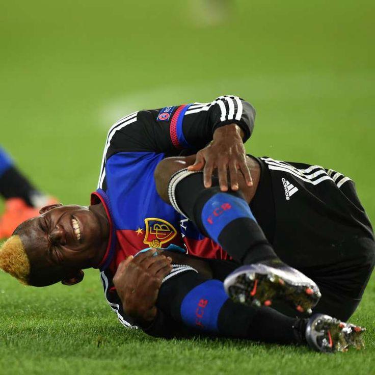 Wenn die Muskeln zwicken, flattern die Nerven: FCB zitterte auch um Embolo!