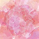 Pink mandala by creativelolo