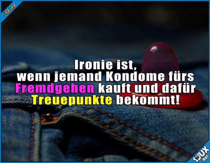 Ironie beim Einkaufen heutzutage ^^'  #Einkaufen #Kondome #Fremdgehen #Kondome #Treuepunkte #Rewe #Edeka #Lidl #Sprüche #Jodel #lustigeSprüche #Memes