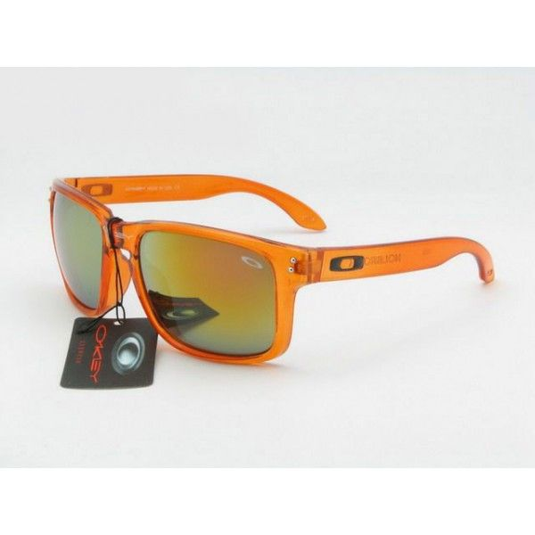 c075d99d4e0 Oakley Sunglasses Holbrook Orange Mirror Lenses