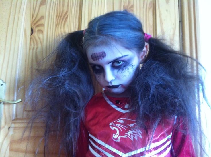 how to make homemade zombie makeup