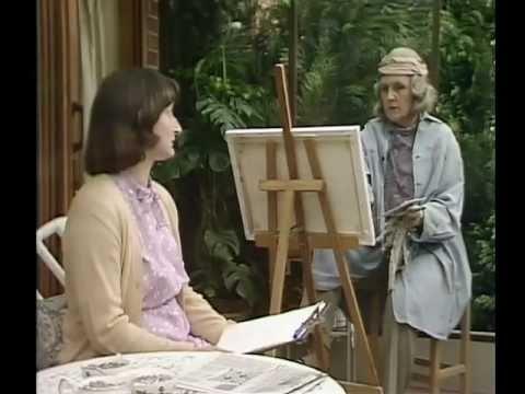 Waiting for God - Cheering Up Tom episode - Stephanie Cole (Diana Trent) and Janine Duvitski (Jane Edwards)