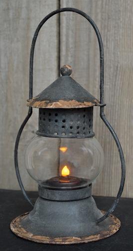 Nice Rustic Lantern!