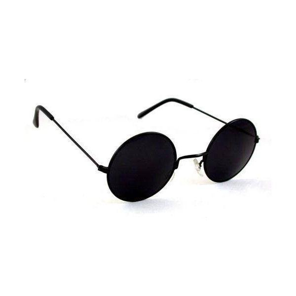 Lennon tarzı yuvarlak Güneş gözlüğü. Yeni, #21782321 Gittigi... - Polyvore