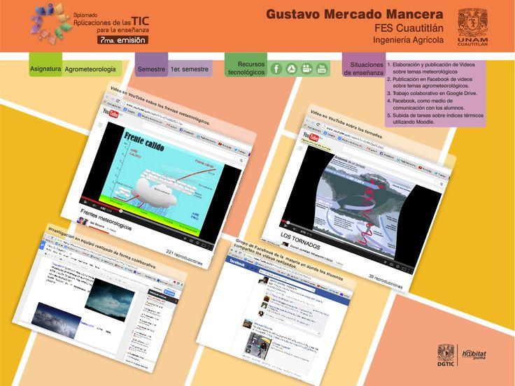 Profesor Gustavo Mercado Mancera, FES Cuautitlán.