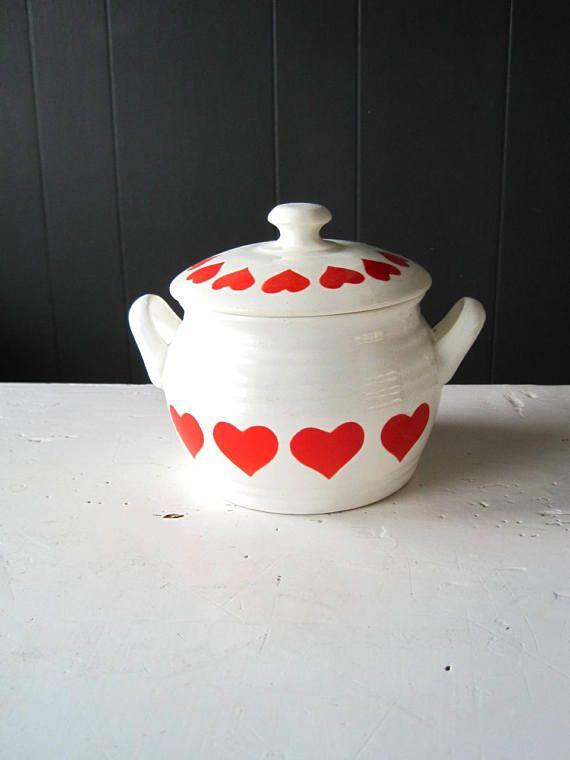 Vintage GRANIT Soup Tureen Small Hungarian Ceramic Soup Bowl