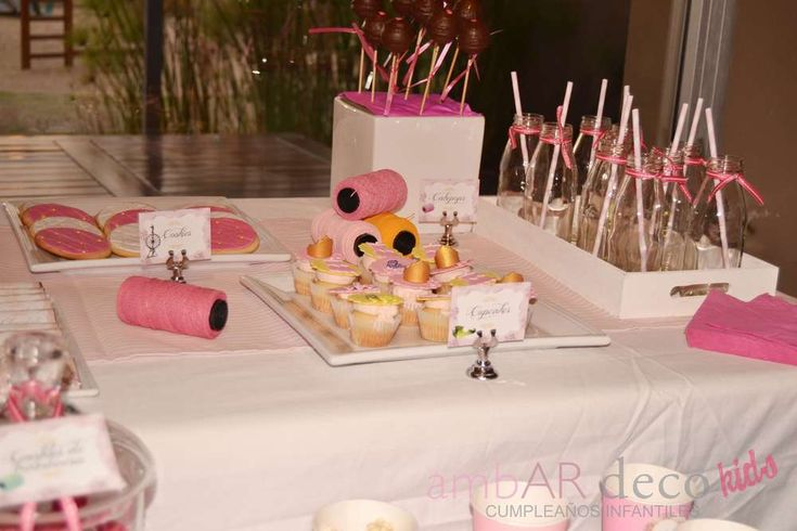 Sleeping Beuty Birthday Party Ideas   Photo 6 of 23   Catch My Party