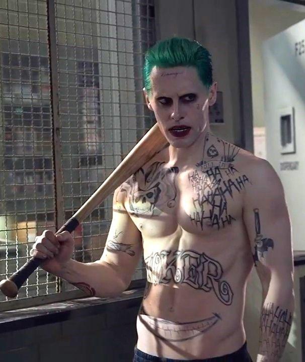 joker in suicide squad もっと見る