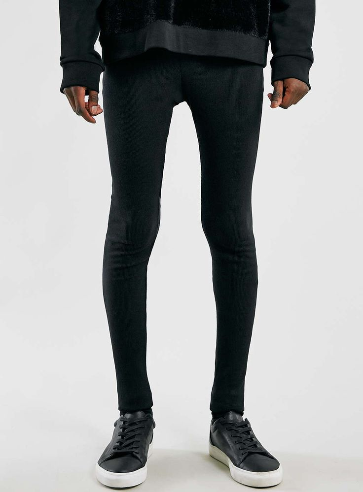 AAA Black Meggings