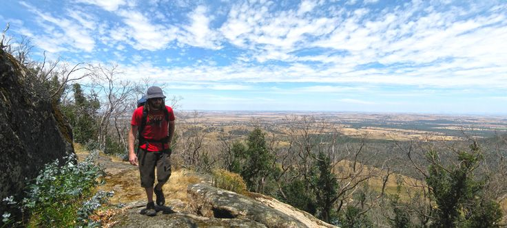 Beeripmo Walk is a 2-day, 21-kilometre hike in western Victoria - a perfect first overnighter, or an easy trail for the more experienced.