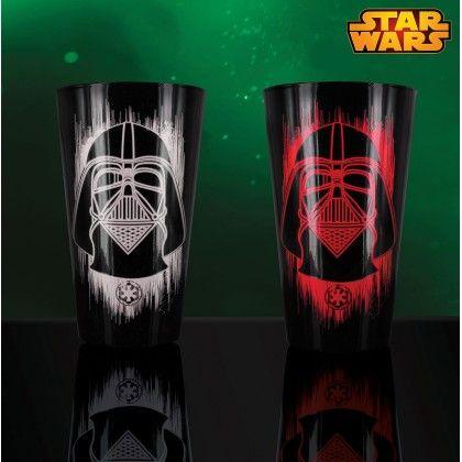 Verre thermoréactif Dark Vador Star Wars sur Cadeaux et anniversaire
